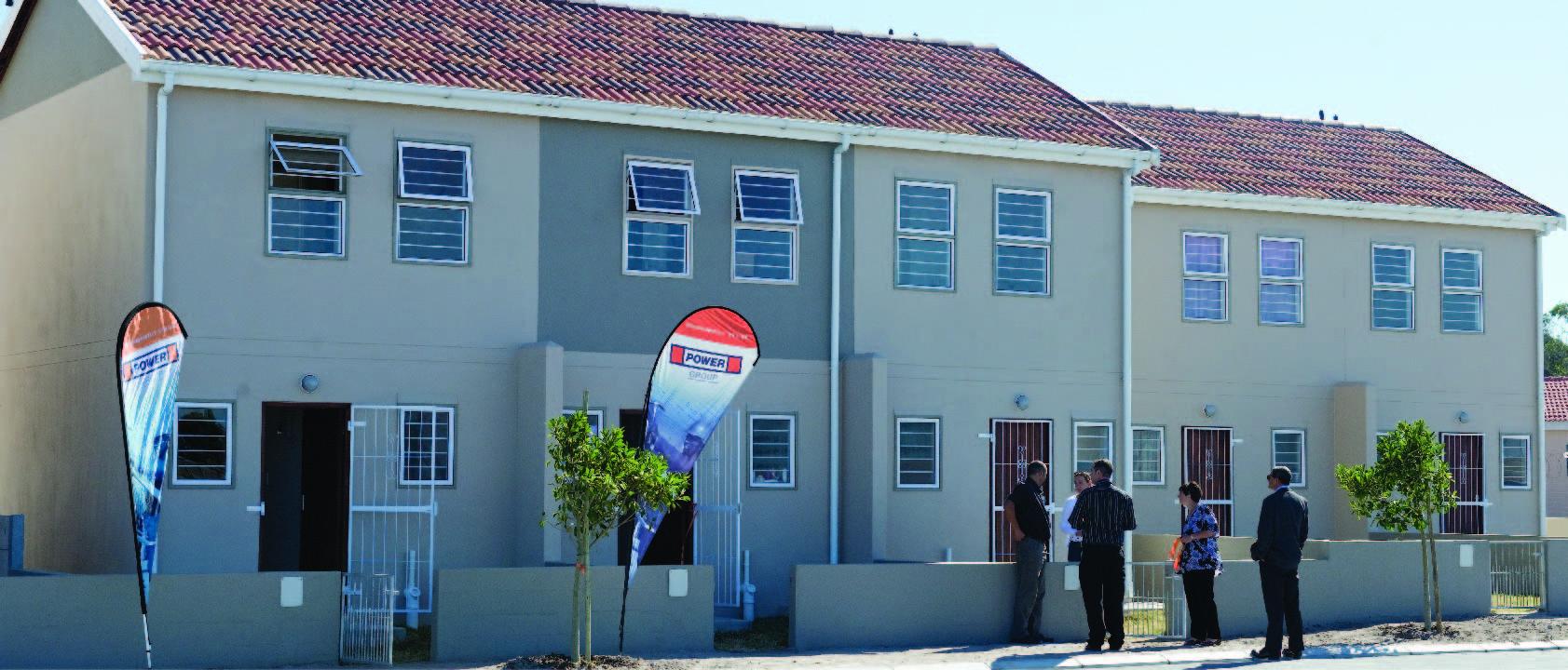 Pelican Park 1 Power Developments Cape Town